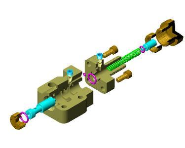 怎么调溢流阀压力都上不去,在液压系统中怎样判断液压泵的故障