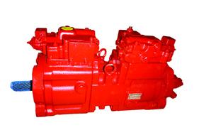 变量柱塞泵 K3V63